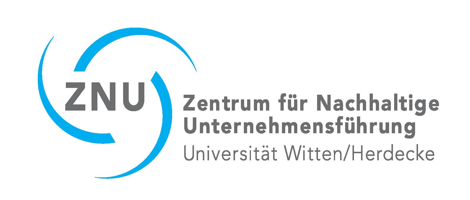 Logo Zentrum für nachhaltige Unternehmensführung